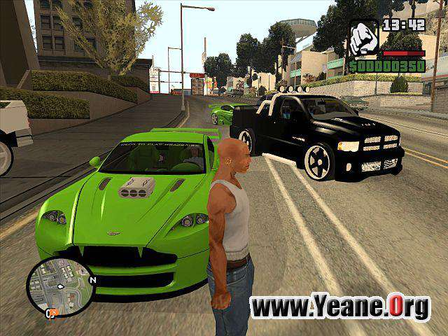 GTA San Andreas : Extreme Edition 2011 PC GAME