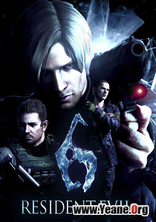 Resident Evil 6 (2013) Repack – PC Game