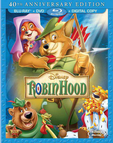 Robin Hood (1973) BluRay 720p
