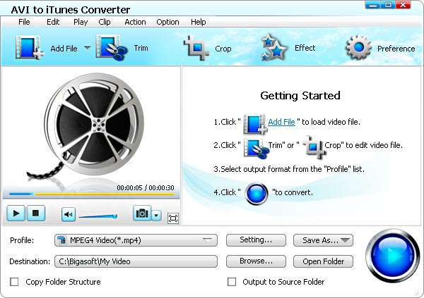 Bigasoft Total Video Converter V3.7.12.4636 Final