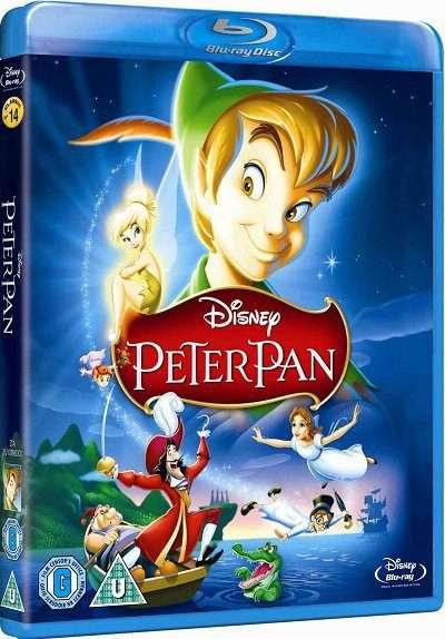 Peter Pan (1953) BluRay 720p (500MB)