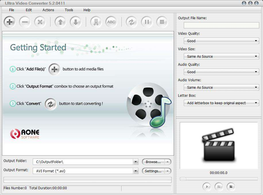 Ultra Video Converter v5.2.0411 + Serial