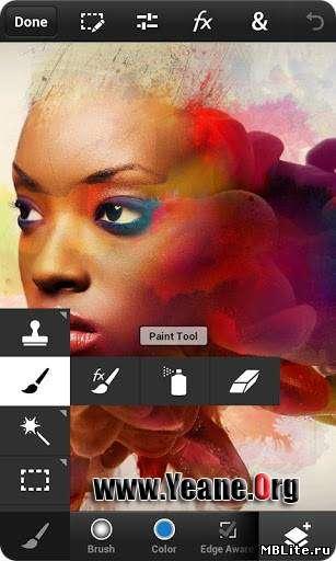 Photoshop Touch v1 – فۆتۆشۆب بۆ هاندی ئهندرۆید