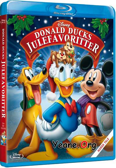 Donald Ducks Christmas (1935-1951) 720p 550MB