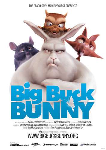 Big Buck Bunny 1080p FULL HD