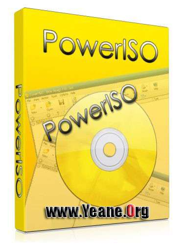PowerISO v5.6 + Serials