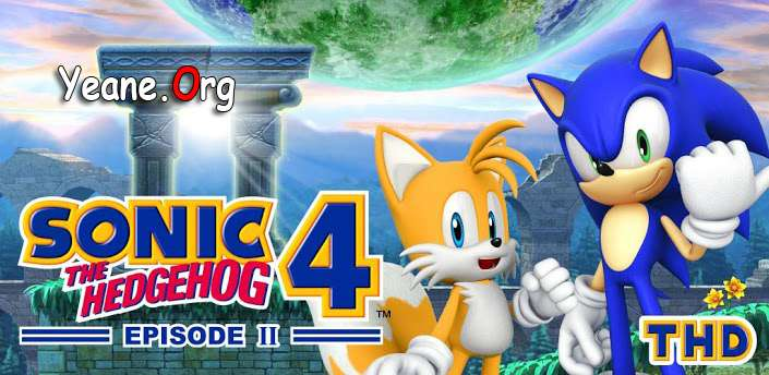 Sonic 4 Episode II 1.3 – Android APK – HD Game Download